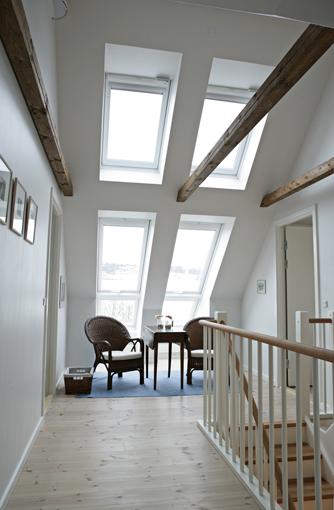 Loft Conversion Hallway
