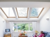 Loft Conversion TV Room