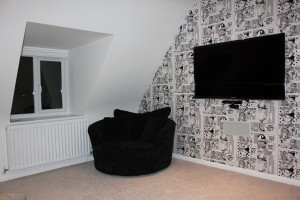 Loft Conversion - Home Cinema